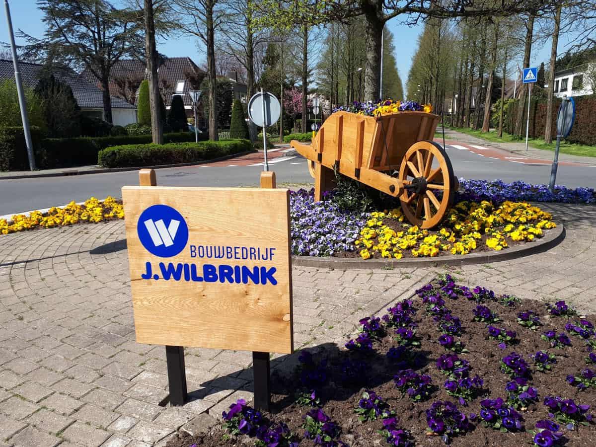 Bouwbedrijf J Wilbrink Heemskerk Inzetten voor de IJmond