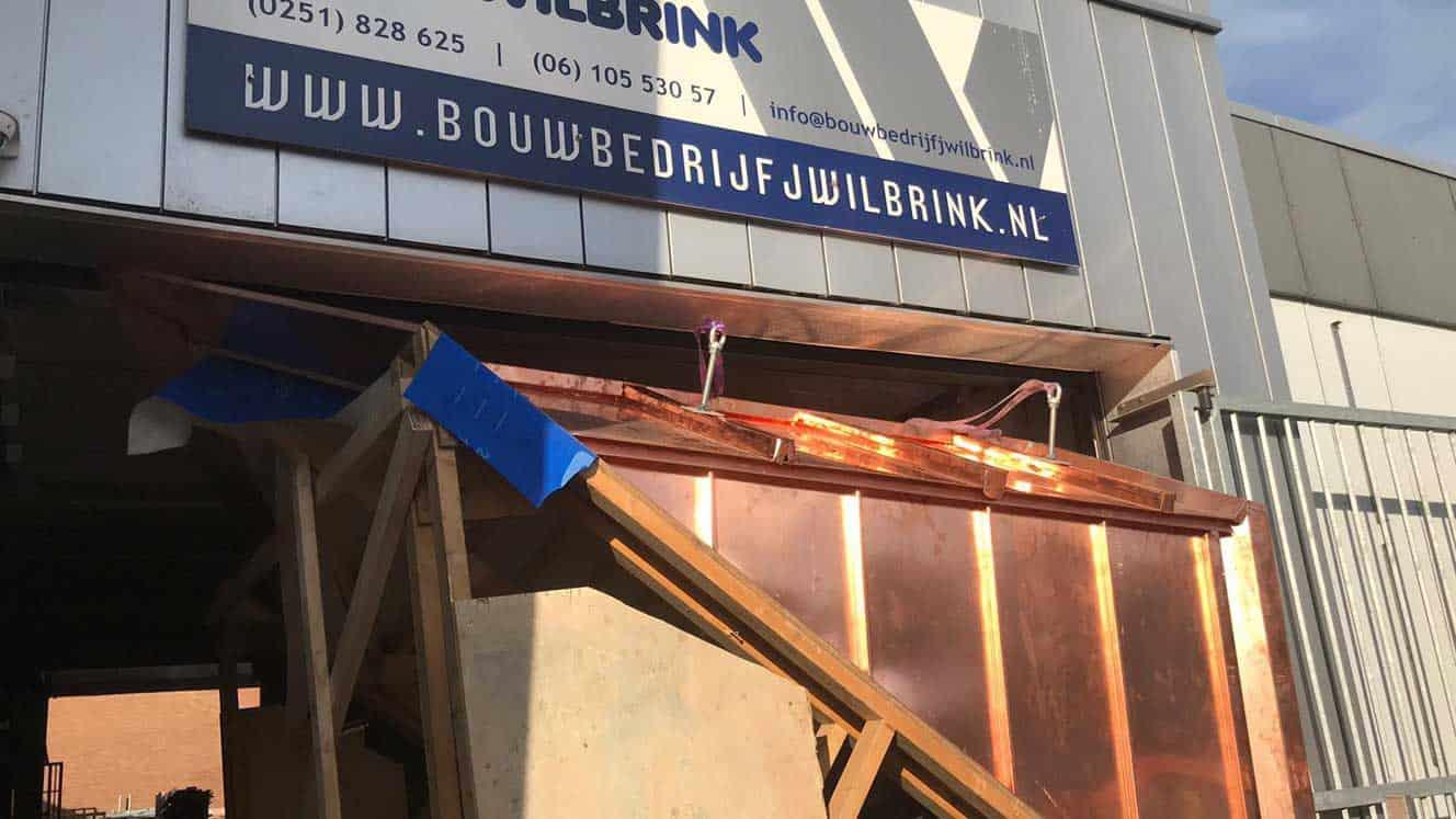 Dakkapel Heemskerk Bouwbedrijf J Wilbrink