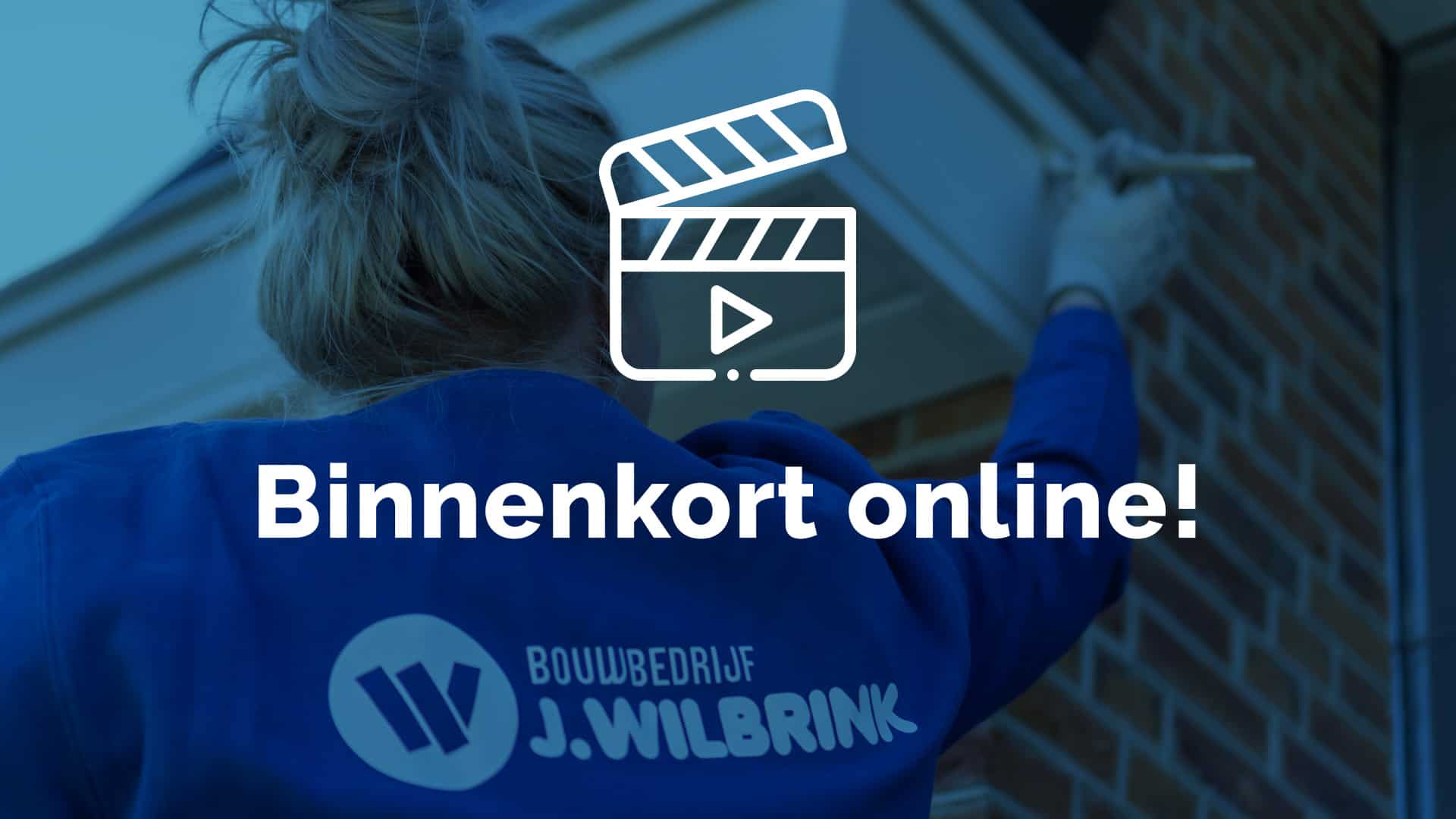 Bedrijfsvideo Bouwbedrijf J Wilbrink